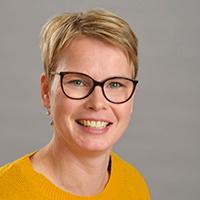 Johanna Backholm.