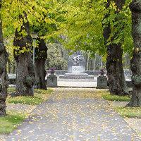 Vaasan Vanha hautausmaa
