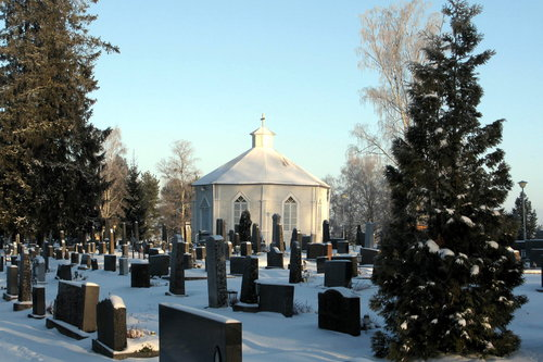 Vähänkyrön hautausmaa