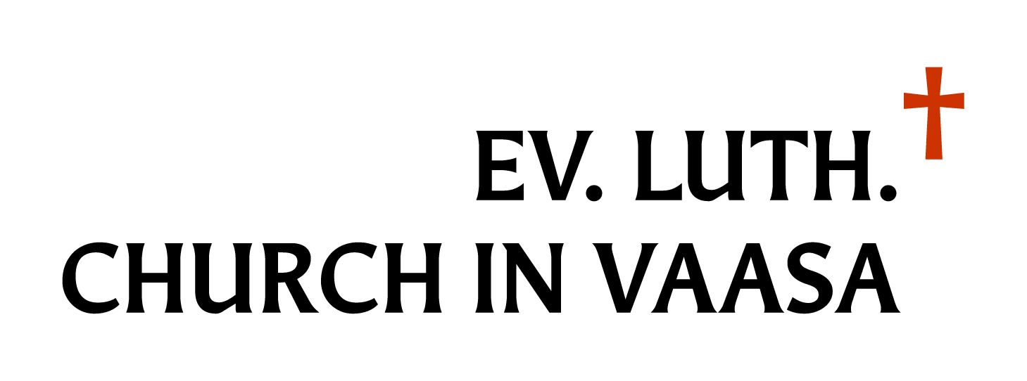 Ev-luth. Church in Vaasa.